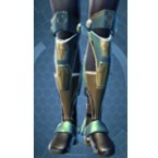 Heavy Exoskeletal Treads [Force] (Pub)