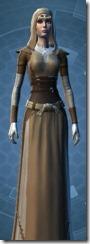 Light Devotee Hooded - Female Close