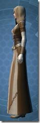 Light Devotee Hooded - Female Left