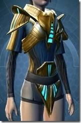Righteous Enforcer Body Armor