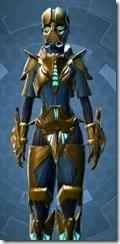 Righteous Enforcer - Female Close