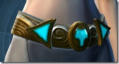 Righteous Harbinger Belt
