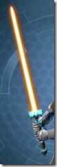 Righteous Mystic's Lightsaber Full