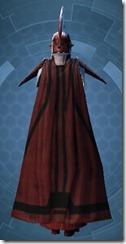 Dark Praetorian - Female Back