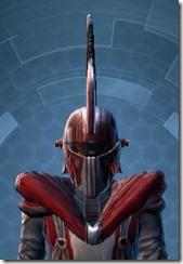 Dark Praetorian Hides Hood