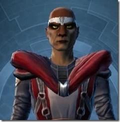 Devout Overseer Hides Hood