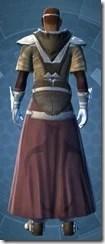 Devout Overseer - Male Back