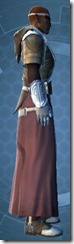 Devout Overseer - Male Right
