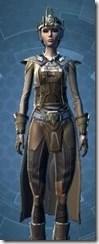 Eternal Commander MK-1 Stalker - Female Close