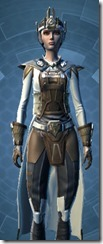 Eternal Commander MK-11 Stalker - Female Close