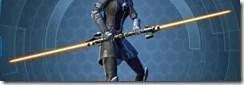 Eternal Commander MK-12 Saberstaff Full