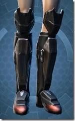 Eternal Commander MK-4 Aegis Boots