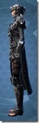 Eternal Commander MK-4 Aegis - Female Left