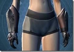 Eternal Commander MK-4 Aegis Gloves