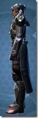 Eternal Commander MK-4 Aegis - Male Left
