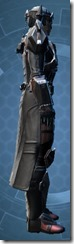 Eternal Commander MK-4 Aegis - Male Right