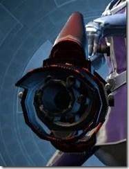Eternal Commander MK-4 Assault Cannon Front
