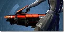Eternal Commander MK-4 Assault Cannon Left