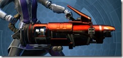 Eternal Commander MK-4 Assault Cannon Right