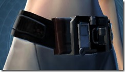 Eternal Commander MK-4 Asylum Belt