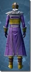 Eternal Commander MK-4 Force Expert Dyed Back