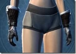 Eternal Commander MK-4 Force Expert Gloves