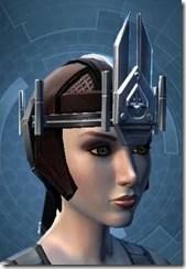 Eternal Commander MK-4 Force Expert Headgear