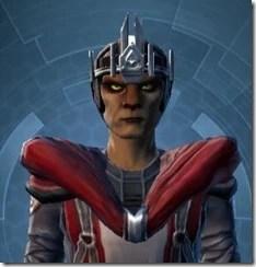 Eternal Commander MK-4 Force Expert Hides Hood