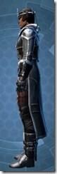 Eternal Commander MK-4 Force Expert - Male Left
