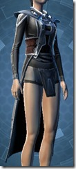 Eternal Commander MK-4 Force Expert Vestments