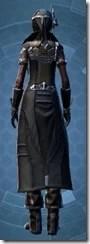 Eternal Commander MK-4 Onslaught - Female Back