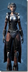 Eternal Commander MK-4 Onslaught - Female Close