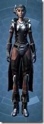 Eternal Commander MK-4 Onslaught - Female Front