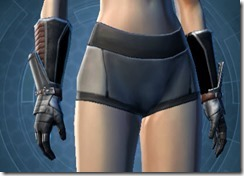Eternal Commander MK-4 Onslaught Gloves