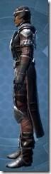 Eternal Commander MK-4 Onslaught - Male Left