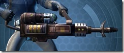 Exarch's Assault Cannon MK-1 Right