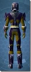 Horizon Guard Dyed Back