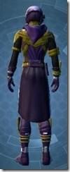 Jedi Survivalist Dyed Back