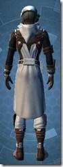 Jedi Survivalist - Male Back