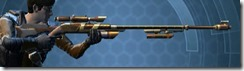 Lone Wolf's Sniper Rifle MK-1 Right