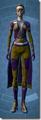 Opportunistic Rogue Dyed Front