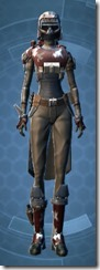 Relentless Insurgent - Female Front