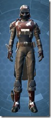 Relentless Insurgent - Male Front