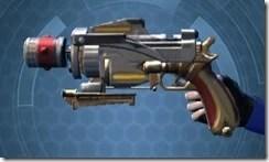 Revanite's Blaster Pistol MK-2 Left