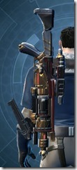 Revanite's Rifle MK-1 Stowed