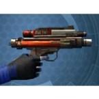 Sedrellium Asylum Blaster Pistol*