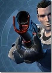 Sedrellium Asylum Blaster Rifle Front