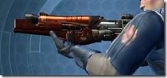 Sedrellium Asylum Blaster Rifle Left