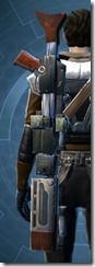 Sharpshooter's Sniper Rifle MK-2 Stowed