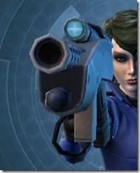 Underworld's Blaster Pistol MK-1 Front
